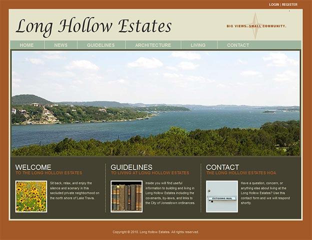 Long Hollow Estates